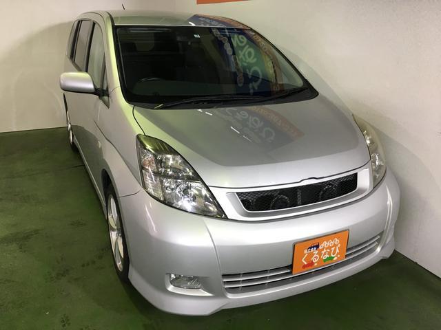 トヨタ プラタナ社外HDDナビ左側パワースライドドア