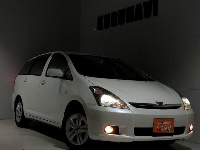 トヨタ ウィッシュ X NEOエディション 関東仕入 ワンオーナー ナビ