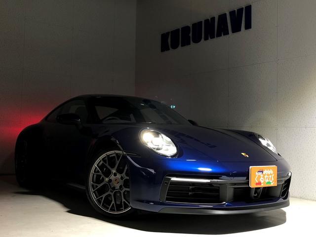 ポルシェ 911カレラ4S 4WD スポーツクロノ 関東仕入
