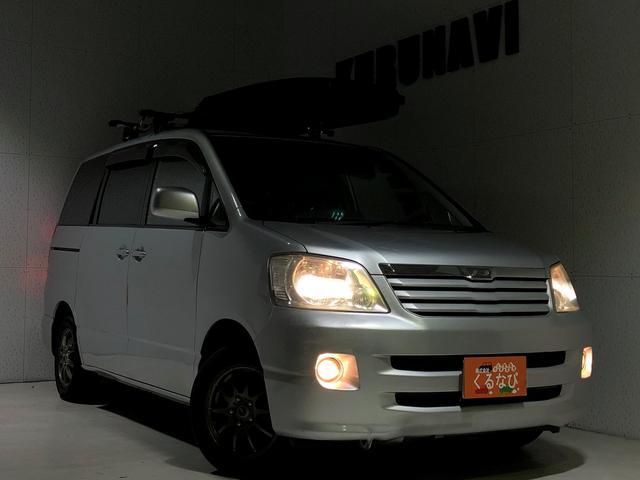 トヨタ ノア X Vセレクション 関東仕入 ワンオーナー バックカメラ 純正ナビ ETC