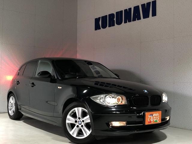 BMW 120i 関東仕入 ナビ バックカメラ ETC プッシュスタート