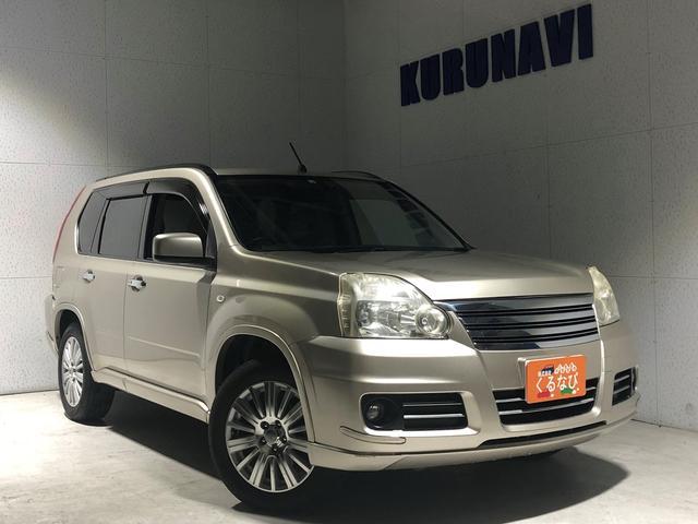 日産 エクストレイル アクシス 関東仕入 4WD ワンオーナー ナビ バックカメラ ETC
