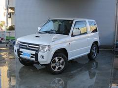 パジェロミニVR 4WD  ターボ 4ATモデル純正CDデッキ1オーナー