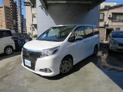 エスクァイアXiトヨタセーフティーBカメラ付SDナビ地デジ電動ドア1オナ