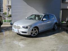 BMW116iスタイルHDDナビETCハーフレザー18インチAW