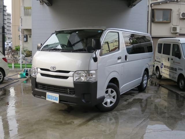 トヨタ ロングDX 3/6人乗 デモカーアップ キーレス