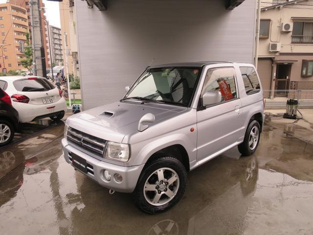 三菱 アクティブフィールドエディション 4WD ターボHDDナビ