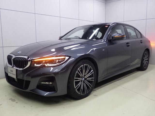 BMW 3シリーズ 320i Mスポーツ コンフォートパッケージ 正規認定中古車