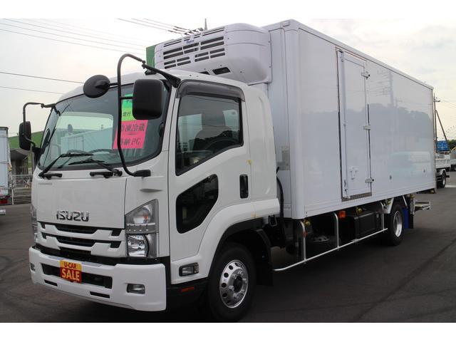 いすゞ 冷凍冷蔵 標準6.2mS片開 スタンバイ格納PG