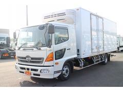 レンジャー 冷蔵冷凍車 ワイド6.2m格納PG S観音 240馬力(日野)