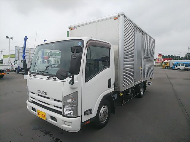 いすゞ ワイドロング/格納PG/ラッシング2段/新明和/パブコ