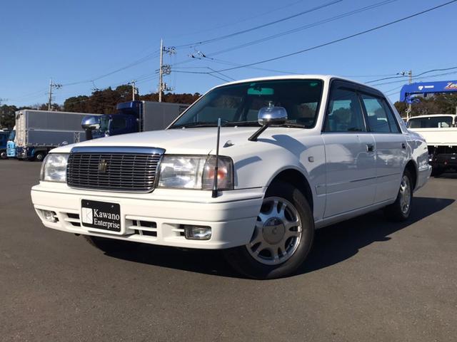 クラウンセダン(トヨタ) 元タクシー 中古車画像