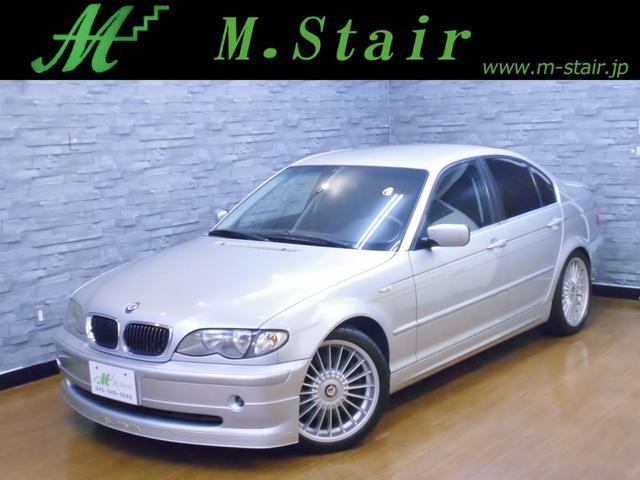 BMWアルピナ S 3.4 アニバーサリー23 6速マニュアル 限定車
