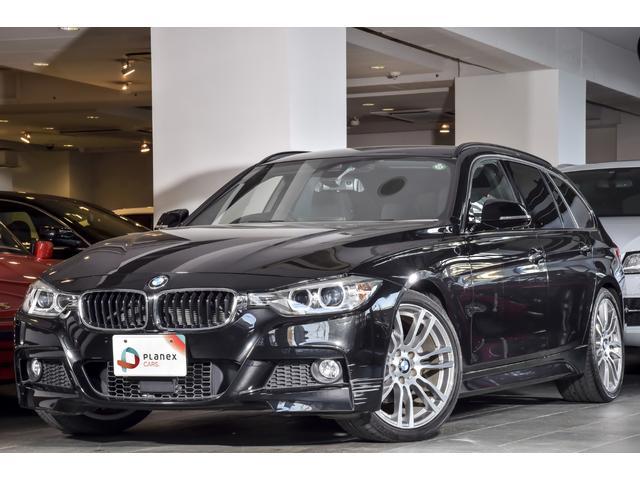 BMW 320iツーリング Mスポーツ 1オーナー ACC 19AW