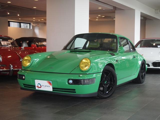 ポルシェ 911 911カレラ4 ルーフCRo ディーラー車 左ハンドル