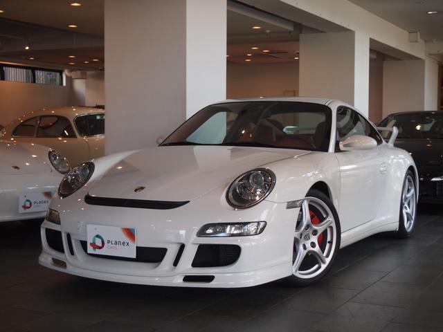 ポルシェ 911 911カレラ4S ディーラー車 左ハンドル 19インチAW カップエアロキット