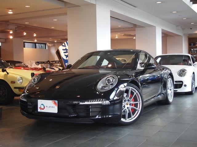 ポルシェ 911 911カレラS ディーラー車 PDK レザーインテリア