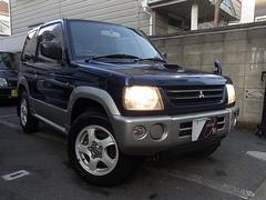 パジェロミニV ターボ 4WD CD アルミタイヤ
