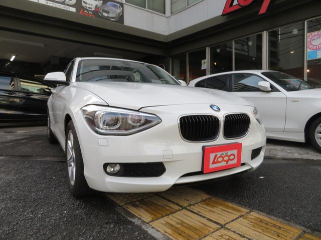 BMW 1シリーズ 116i 純正HDDナビ スマートキー 純正...