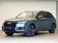 アウディ Q7サムライエディション限定70台ブラックカーボンスタイル