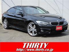 BMW435iグランクーペ Mスポーツ ヘッドアップD ACC