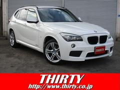 BMW X1sDrive 18i Mスポーツ ナビTV バックカメラ