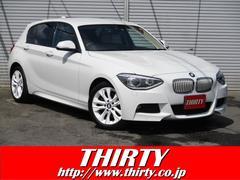 BMW116i ファッショニスタ 白革 衝突軽減 限定車