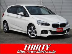 BMW218dアクティブT Mスポーツ 純正ナビTV ACC