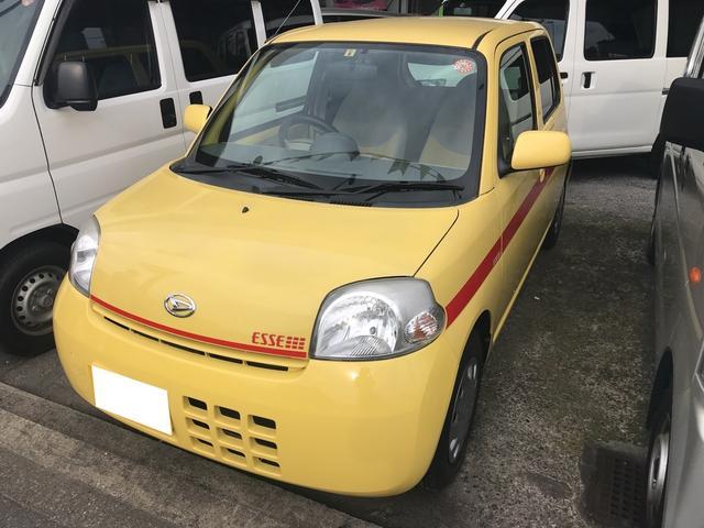 ダイハツ X 軽自動車 ETC 整備付 4AT 保証付 エアコン