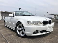 BMW330Ciカブリオーレ ブラックレザー ETC ホロ綺麗!