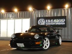 ポルシェ 911ターボ フロントロウチューニング車輌 5MT 左H(ポルシェ)