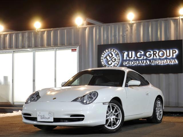 ポルシェ 911カレラ 後期最終 グレー革 SR ナビTV 2年保証