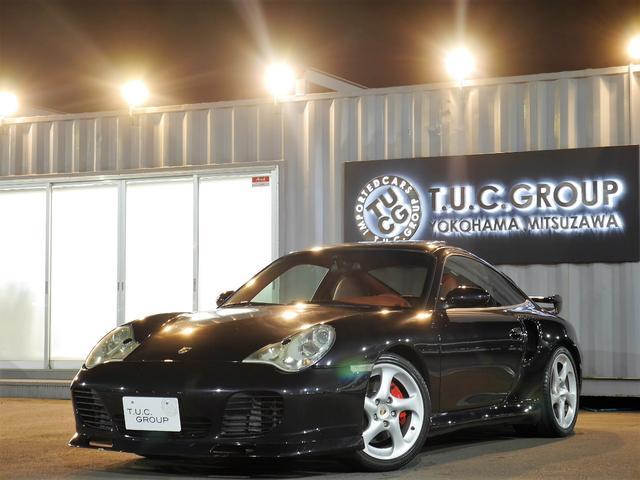 ポルシェ 911ターボ HPE仕様 テラコッタオールレザー 2年保証付