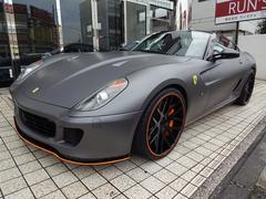 フェラーリ 599F1 D車 カーボンブレーキ クラッチ残71%検査済