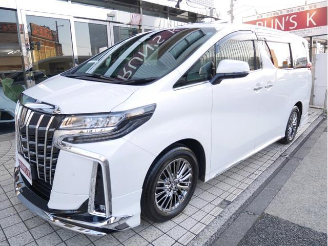 トヨタ 3.5エグゼクティブラウンジS モデリスタ ツインルーフ