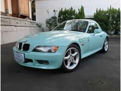 BMW Z3ロードスターWエアバッグ シートヒーター 禁煙車