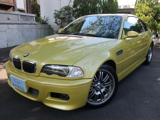 BMW M3 SMGII 左H ディーラー記録簿 禁煙 サンルーフ