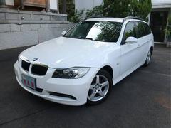 BMW320iツーリング ハイラインパッケージ AW ナビ TV