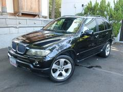 BMW X53.0i スポーツPKG 黒革 19AW D記録簿 禁煙車