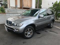 BMW X53.0i 4WD 黒革シート 地デジ 記録簿 禁煙車
