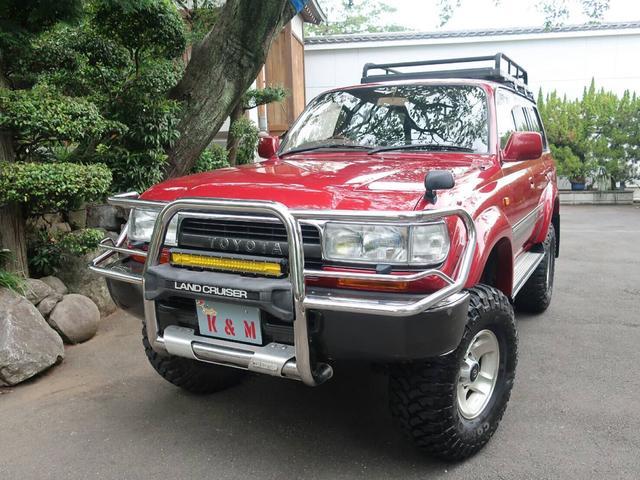「トヨタ」「ランドクルーザー80」「SUV・クロカン」「東京都」の中古車