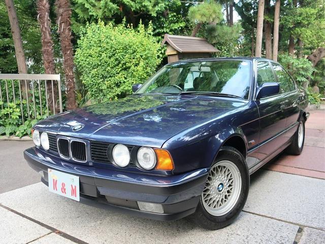 BMW 525i ワンオーナー 走行19000km 禁煙 D記録簿