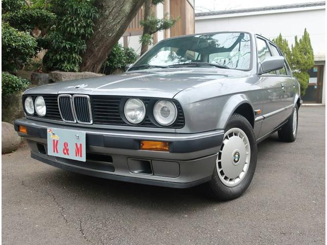 BMW 320i E30 左H 走行27000km 屋内保管 禁煙