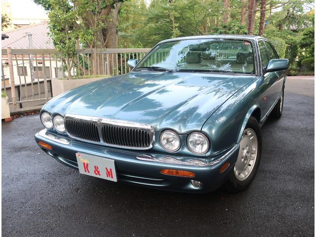 「ジャガー」「XJ」「セダン」「東京都」「CAR SHOP ケイアンドエム」の中古車