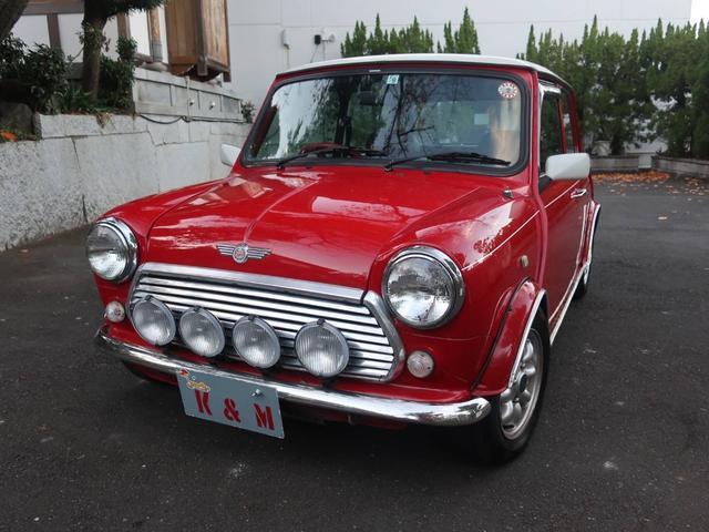 「ローバー」「MINI」「セダン」「東京都」「CAR SHOP ケイアンドエム」の中古車