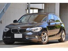 BMW116i スポーツ HID ナビ ETC キーレス 純正AW