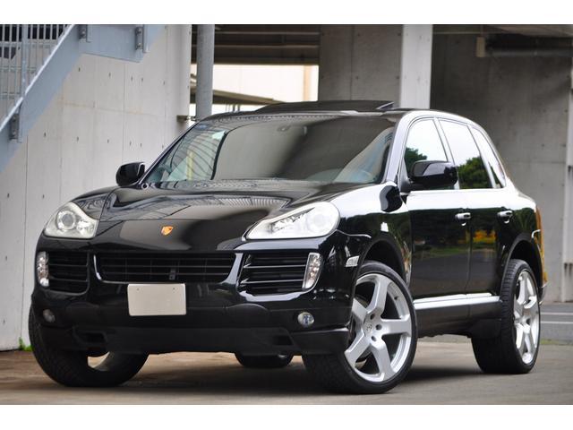 ポルシェ 4WD 並行車 HDDナビ フルセグ Bカメ SR 革