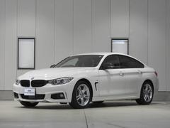 BMW420iグランクーペ Mスポーツ 2年保証 ACC 認定中古