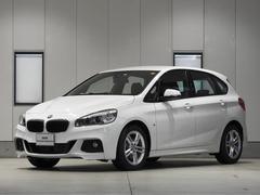 BMW218dアクティブツアラー Mスポーツ LED 認定中古車
