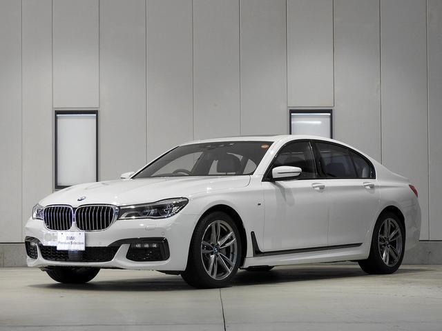 BMW 740i Mスポーツ 全周囲カメラ サンルーフ 認定中古車